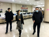 福建省副省长郭宁宁赴中国太保寿险福建分公司 开展疫情防控视察调研
